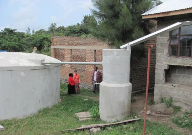 Ngongongare clean water