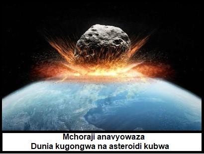 Kugongwa kwa dunia
